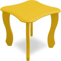 Mesa Lateral Happy - Artely Amarelo