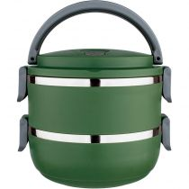 Marmita Lunch Box 1,4L - Euro Home - Verde