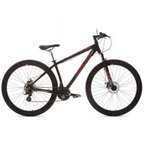 Bicicleta Aro 29 com Quadro TM 17 Mercury-Houston - Preto