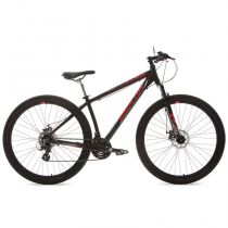 Bicicleta Aro 29 com Quadro TM 19 Mercury-Houston - Preto
