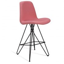 Banqueta Alta Eames Butterfly T1077-Daf Mobiliário - Coral