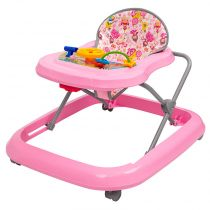 Andador Infantil Toy-Tutti Baby - Rosa