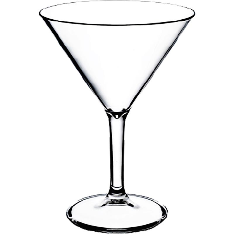 Taça Martini 320ml - Kos Incolor