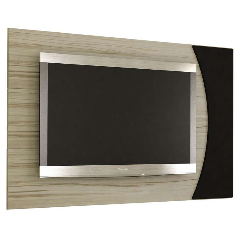 Painel Astra 1,50 - Artely Capuccino/preto