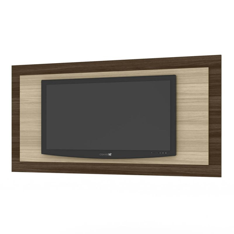 Painel Everest 1,60 - Notável Champagne texturizado/rovere