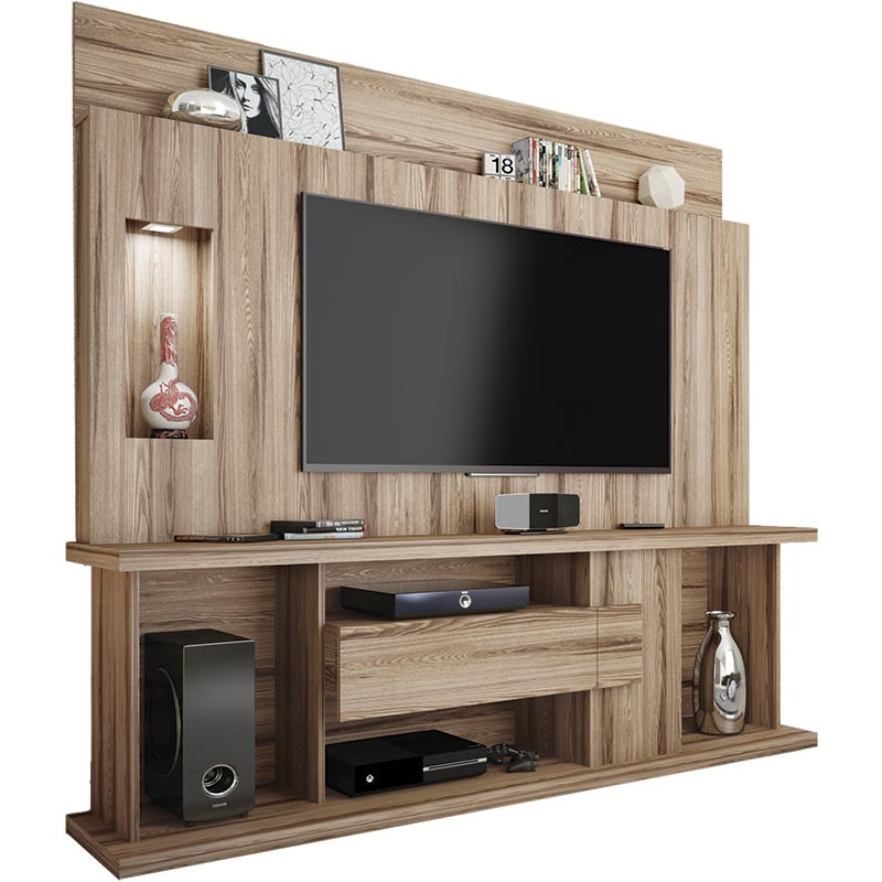 Estante Home Theater Luce - Caemmun Desira