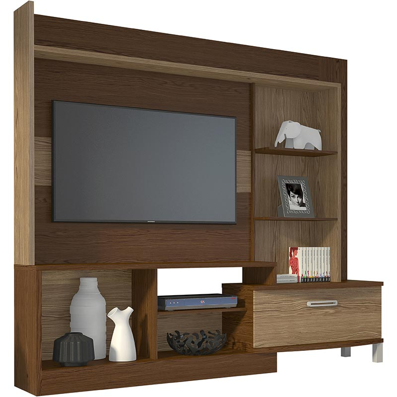 Estante Home Theater New Lavínia - Colibri